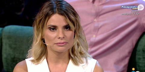 María Lapiedra ataca a Gustavo González tras su ruptura