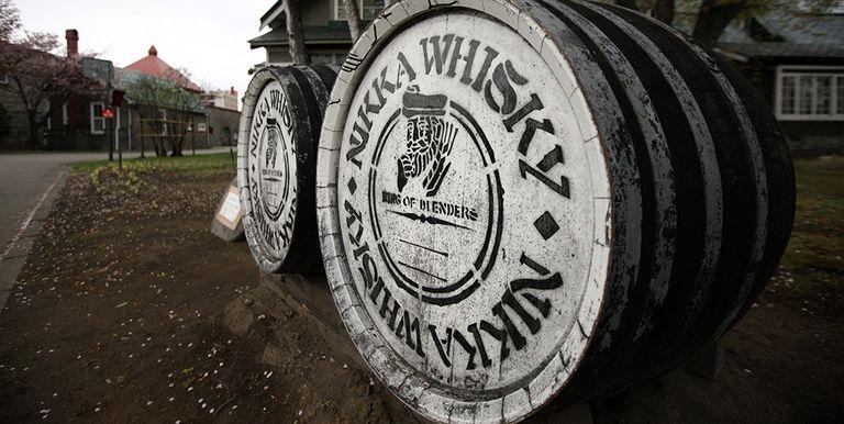 Whisky Nikka está de moda