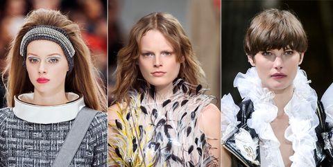 Hair, Hairstyle, Face, Fashion, Blond, Beauty, Fashion model, Lip, Bangs, Hair coloring,
