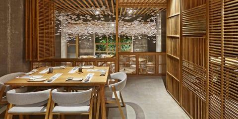 Estos son los diseñadores de interiores que decoran los restaurantes de moda