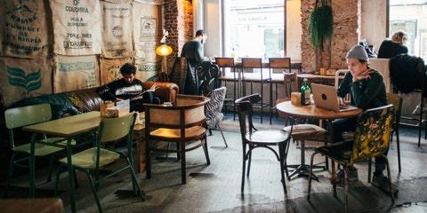 Cafeterías con wifi deliciosas (y bonitas) para trabajar en Madrid