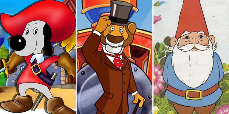 Las 15 mejores sintonías de dibujos animados de los 80