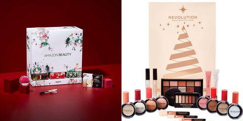 Calendario De Adviento Maquillaje.10 Calendarios De Adviento Beauty Vistos En Amazon Calendarios