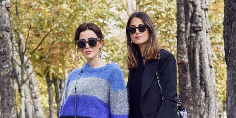 Street Style : Semana de la moda de Paris 2018