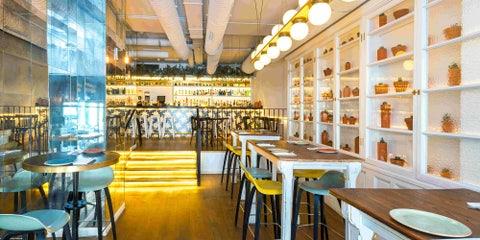 Amores de barra: comer en la barra del restaurante está de moda