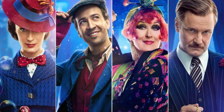 El regreso de Mary Poppins   todo lo que sabemos sobre la película más  esperada de la navidad 4bb90ccf85d