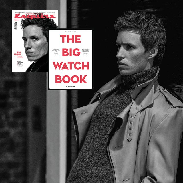 eddie redmayn y la portada esquire noviembre 2020