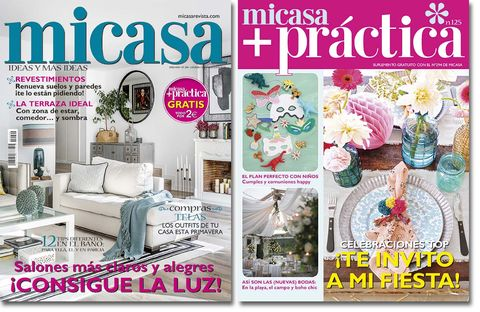 Portadas Micasa abril 2019
