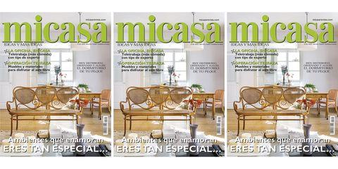 Portada revista Micasa nº 305. Mayo 2020