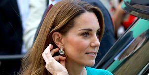 Kate Middleton pendientes baratos
