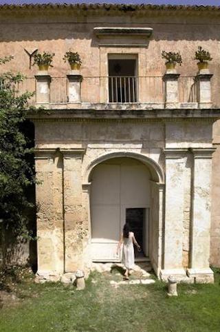 A Noto, Marie Claire Maison a casa di Luisa Beccaria.