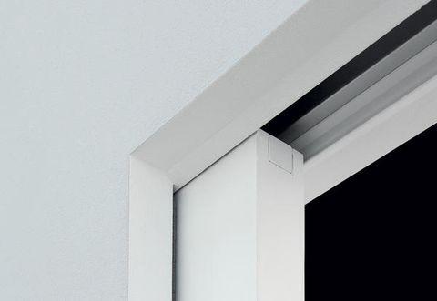 Eclisse Porte Scorrevoli A Scomparsa.La Eclisse Syntesis Collection E Una Linea Di Porte A