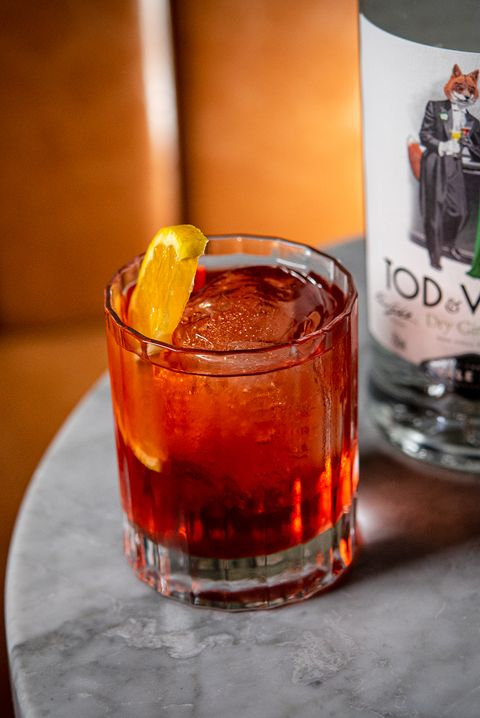 Drink, Alcoholic beverage, Liqueur, Distilled beverage, Campari, Negroni, Cocktail, Sazerac, Classic cocktail, Alcohol,