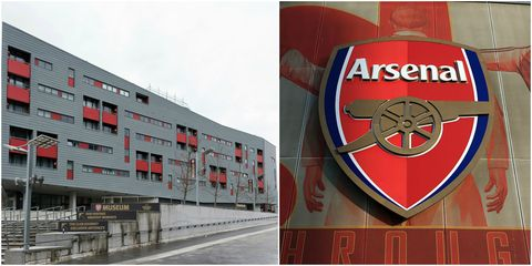 Nal Fans Will Love This Property Overlooking The Emirates Stadium