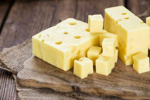 7 Lower-Sodium Cheeses You Should Eat - Plus The Saltiest