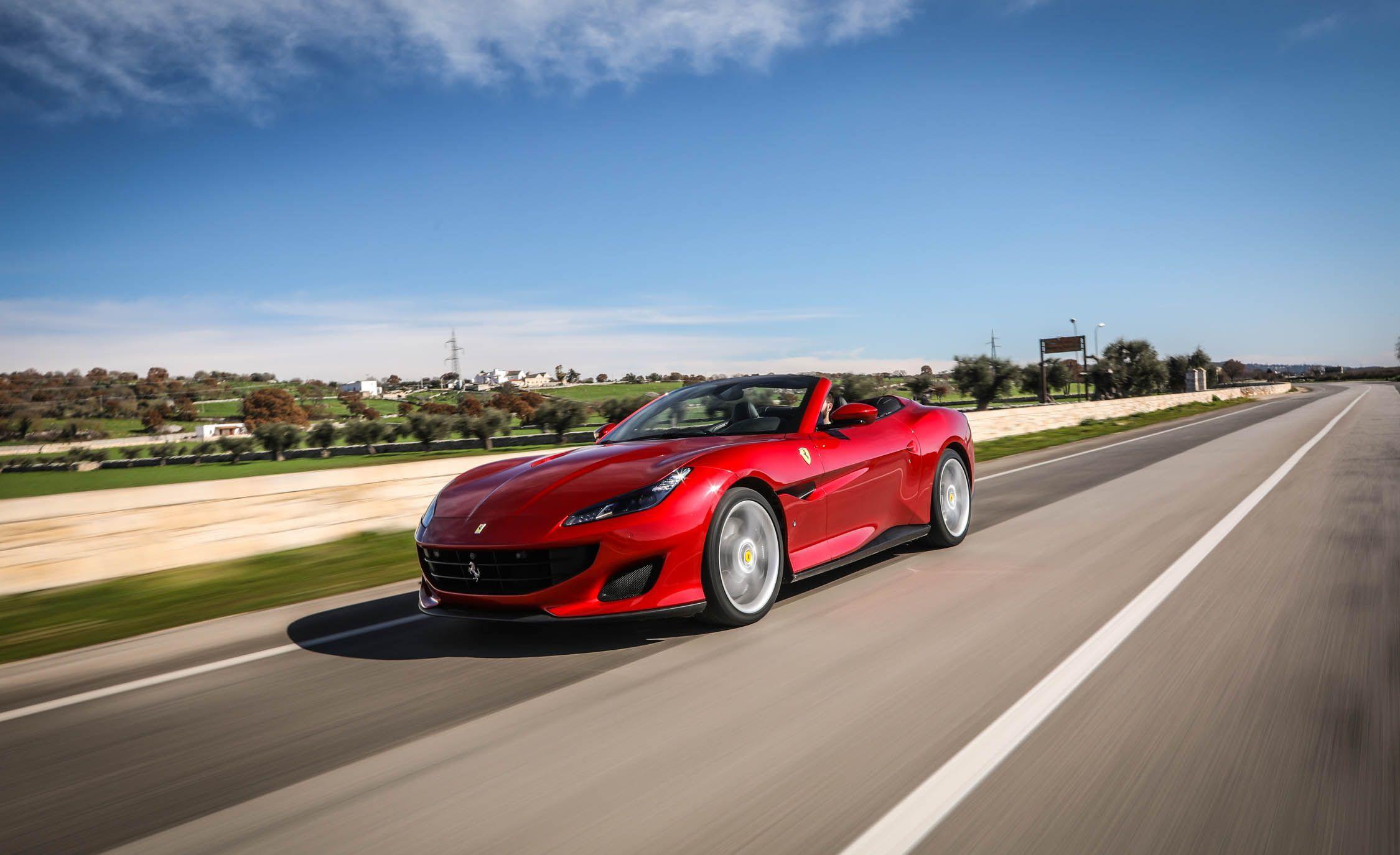 2019 Ferrari Portofino Review Pricing And Specs