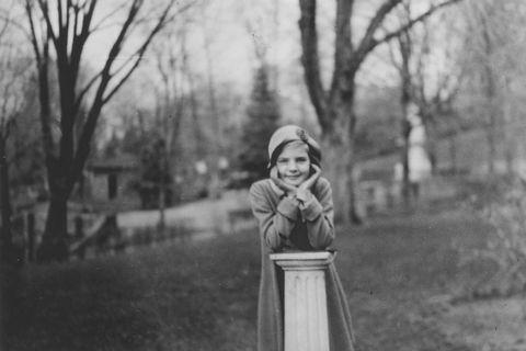 Bacall At Nine