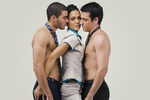 Consultorio de sexo: trío sexual