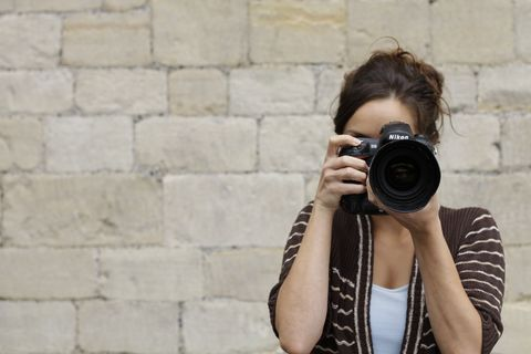 Photographer Portraits On Location, Bath