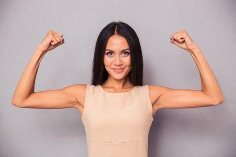 瘦手臂,手臂訓練