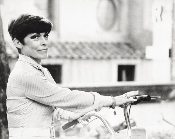 the theatrical actress and writer franca valeri