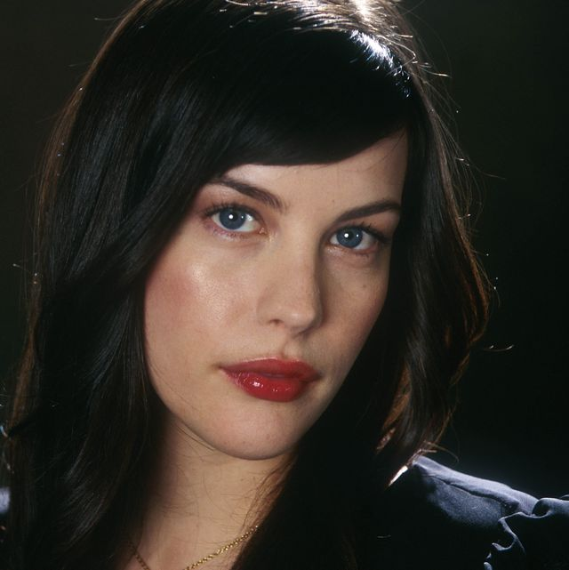 lord of the rings cast  liv tyler portrait