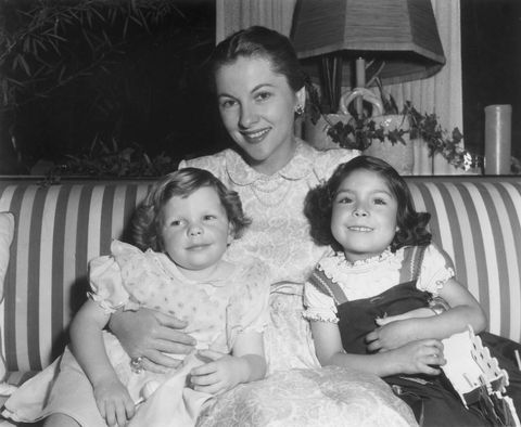 Joan And The Kids