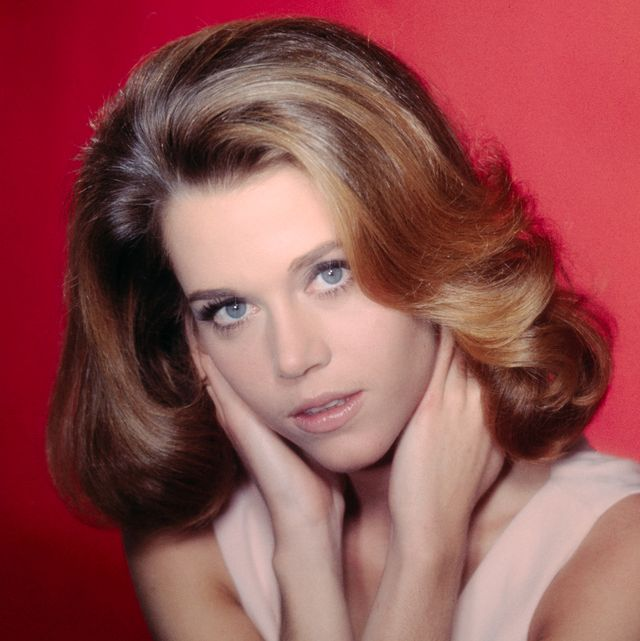 Weekly Hair Collection 23 Top Hairstyles That You Will: 23 Iconic Jane Fonda Hairstyles