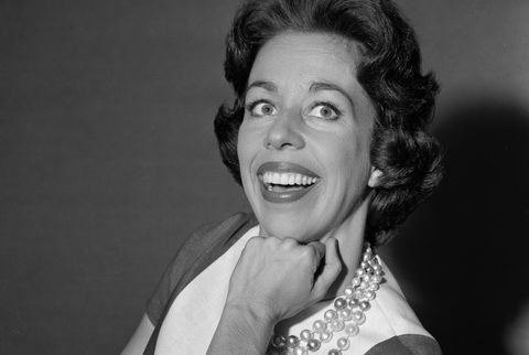 Carol Burnett On 'The Garry Moore Show'