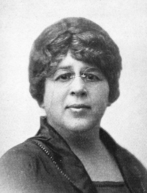 portrait of janie porter barrett
