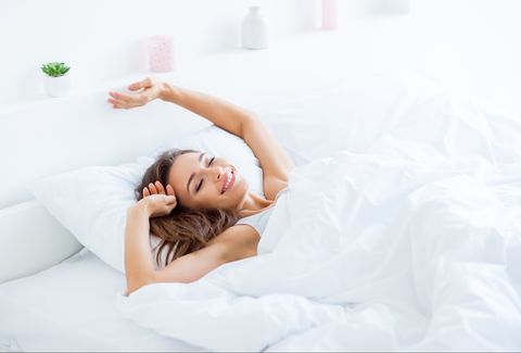 美容効果も期待できる! 裸で眠ることの驚くべき5つのメリット