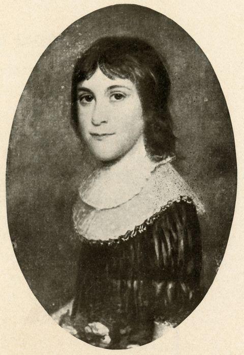 a portrait of catharine schuyler van rensselaer