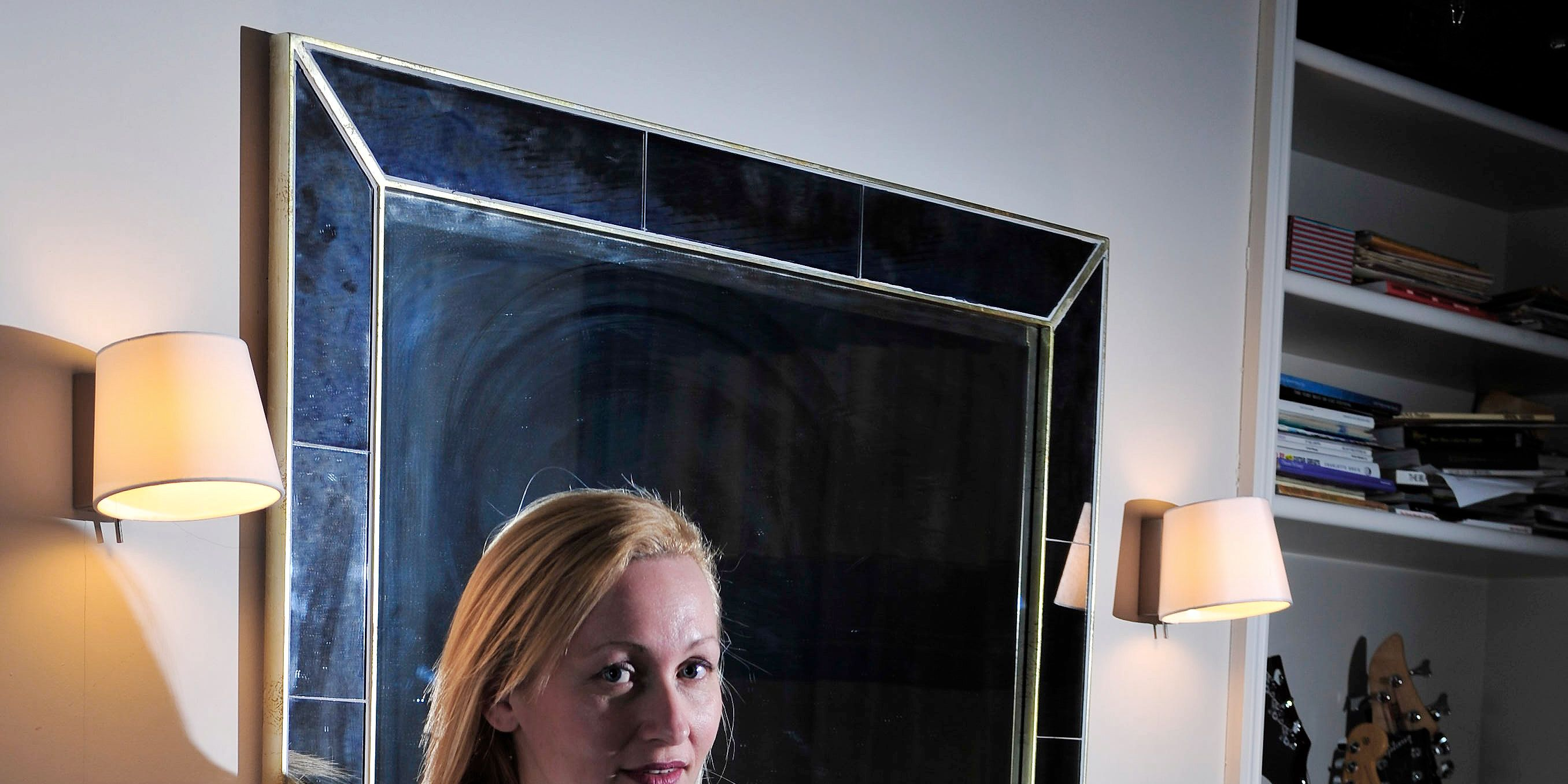 Sarah Pinborough Portrait Shoot