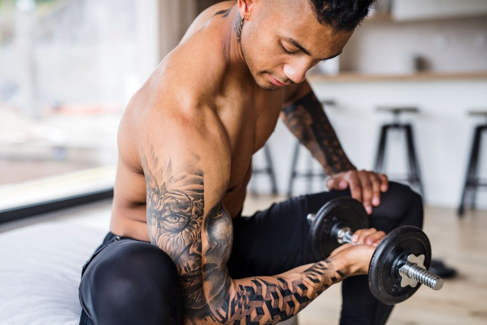 The 40 Best Tattoo Ideas for Men Who Love Ink