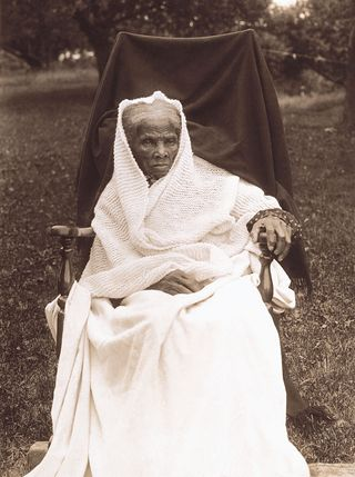 Harriet Tubman At Home