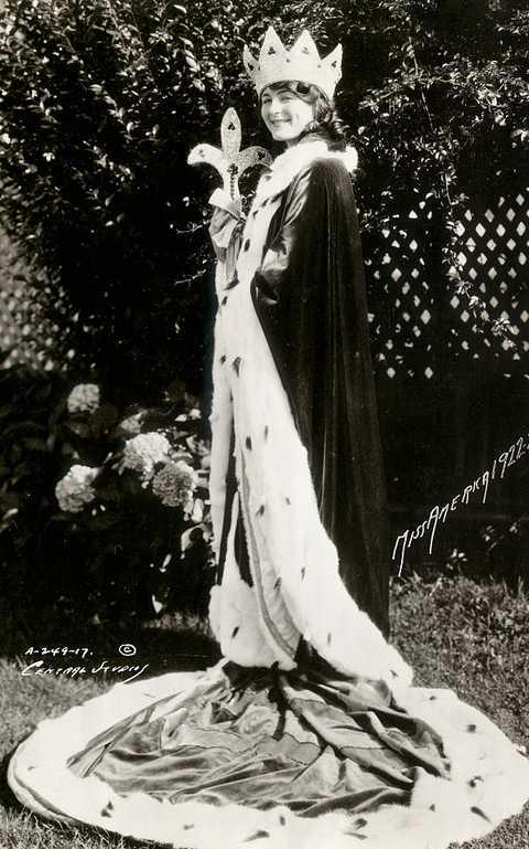 Portrait of Miss America 1922-23