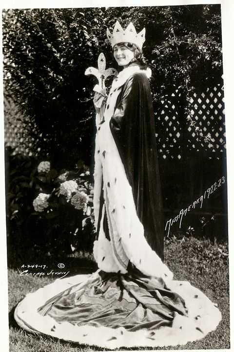 portrait of miss america 1922 23