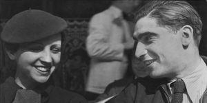 Gerda Taro,Robert Capa