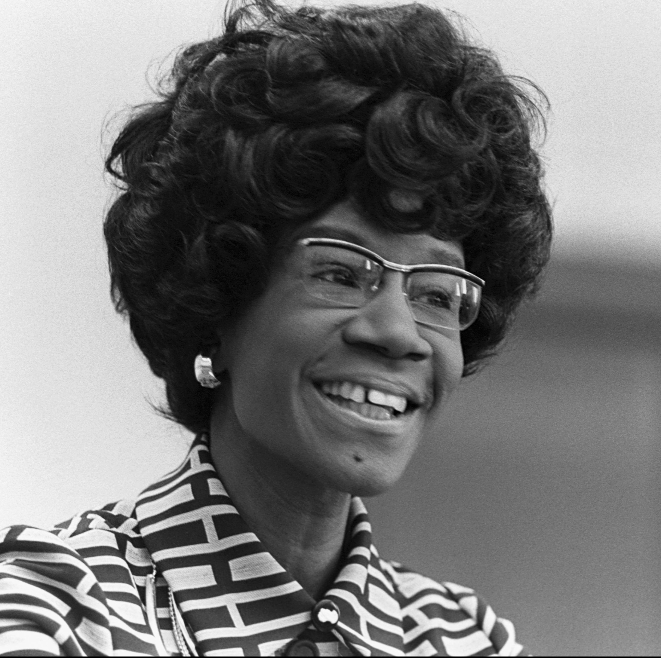 Shirley Anita St. Hill Chisholm