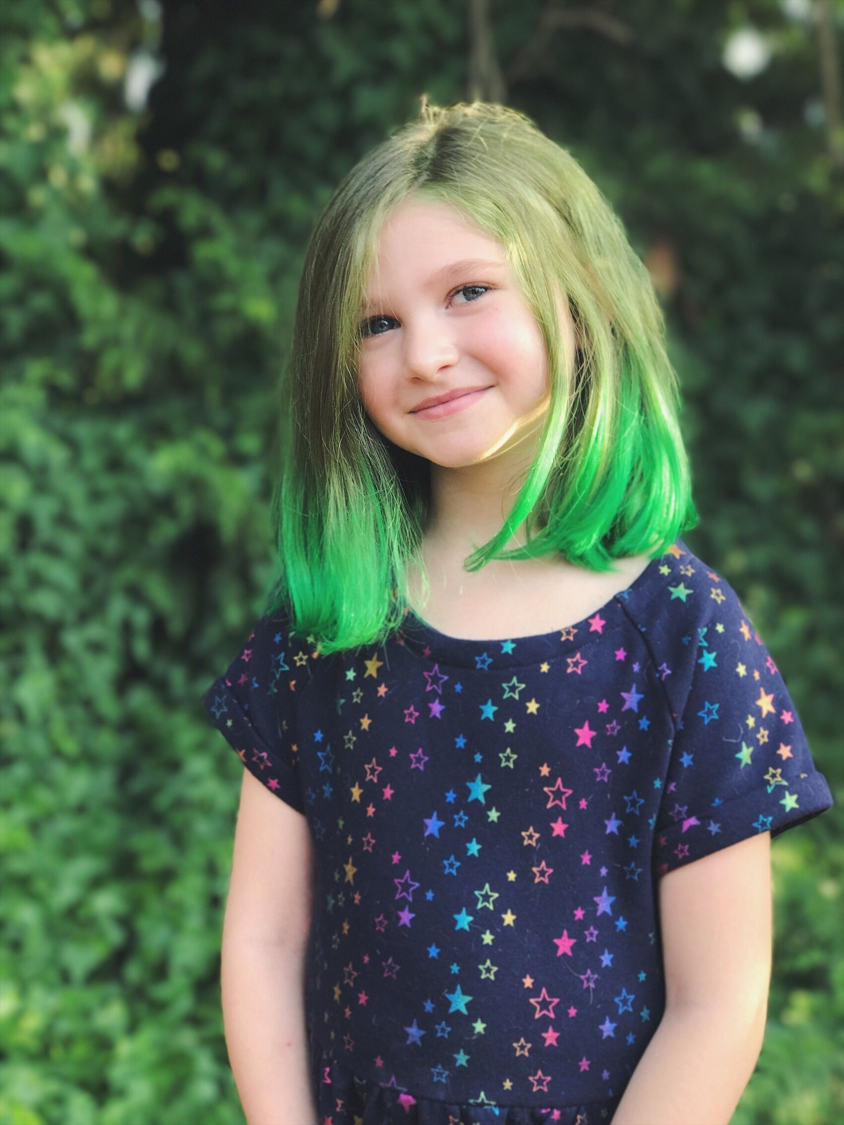 How Young Is Too Young To Dye Your Childs Hair Hair Color Age