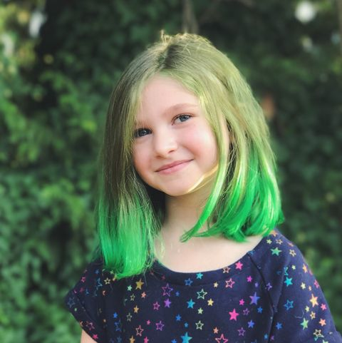 How Young Is Too Young To Dye Your Child S Hair Hair