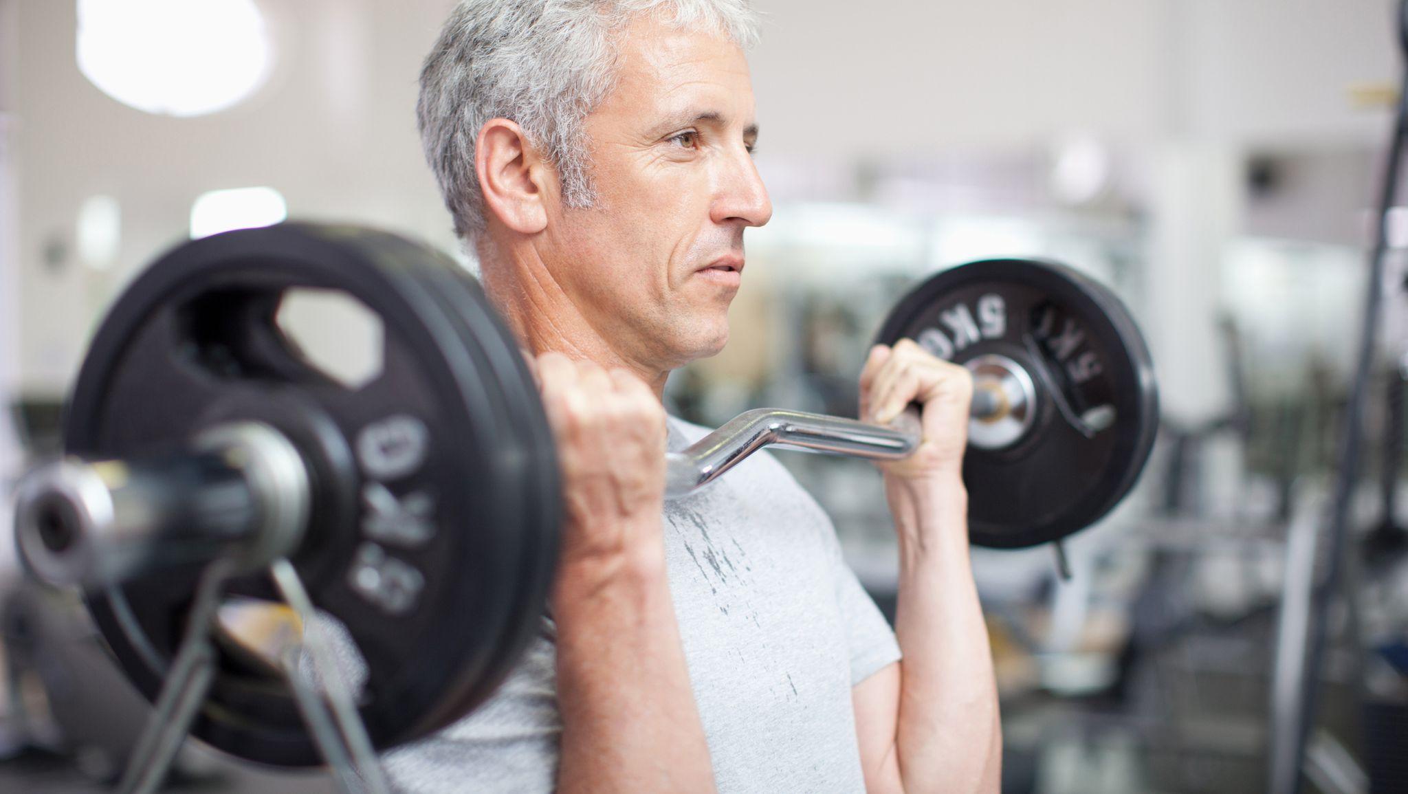 Diez formas para perder peso después de cumplir los 50