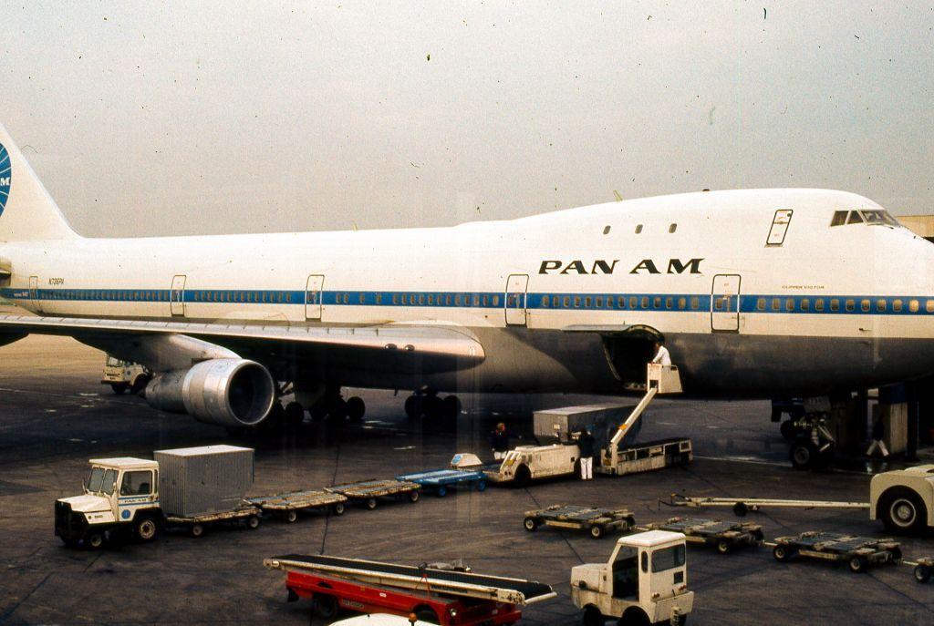 Pan Am 747 Clipper Victor