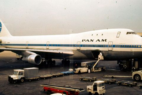 Pan Am 747 Clipper Victor