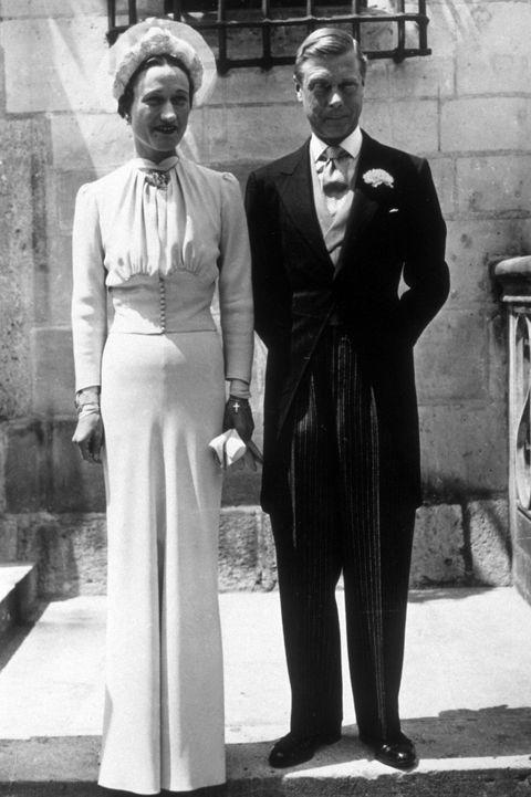 wallis simpson wedding 1937