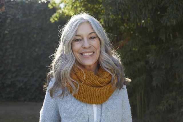 mujer madura menopausia
