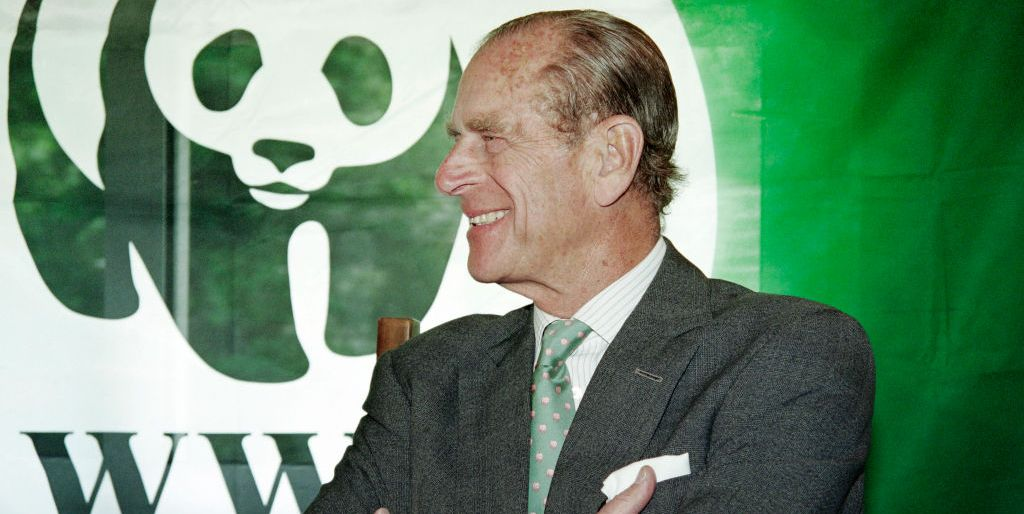 The Royal Family have shared a stunning photo of Prince Philip surrounded by butterflies to highlight work with WWF