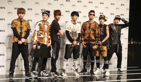 bts debut showcase