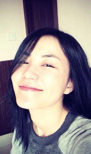 Hair, Face, Eyebrow, Hairstyle, Lip, Chin, Forehead, Nose, Black hair, Beauty,