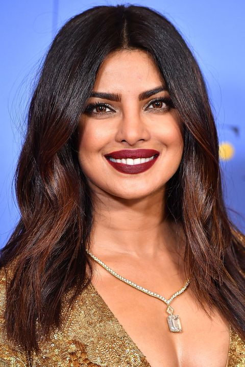 The Best Burgundy Hair Color Ideas For 2019 6 Celebrities With